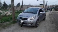 Toyota compact yaris automatic 2007 ried