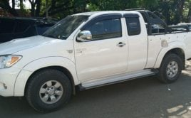 TOYOTA PICKUP,EXTRACAB,D4D ENGINE