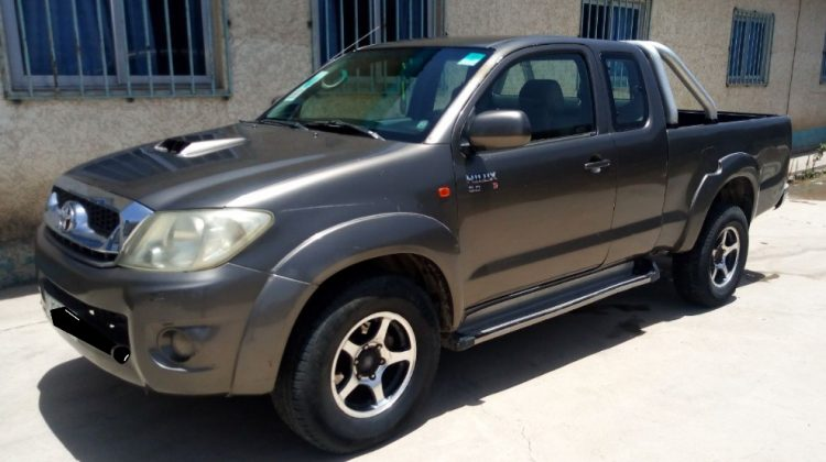 TOYOTA PICK UP,EXTRA CAB,D4D ENGINE