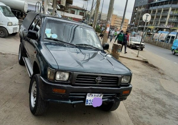 Toyota 2l king cup hilux