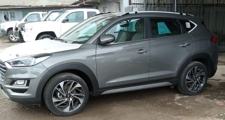 HYUNDAI TUCSON,2020 MODEL