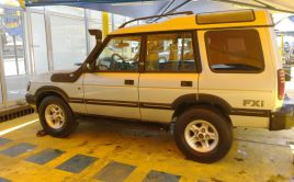 Land Rover Discovery I – Automatic