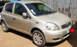 Toyota vitz Manual