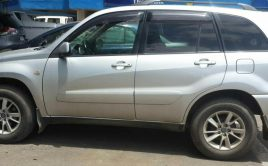 Toyota Rav 4 / 2005 model