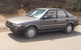 TOYOTA COROLLA 1990 VERY CLEAN