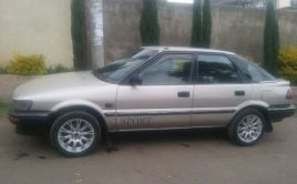 Toyota hatchback 1992 or change with any car