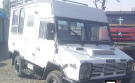 4 WD DAILY IVECO 2.5 TURBO