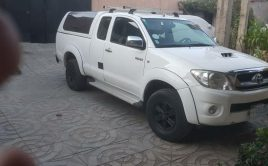 Toyota Hilux 2010 Imported from Germany