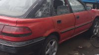 TOYOTA COROLLA HACH BACK INJECTION