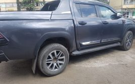 Toyota Hilux Double Cab 2018 Europe