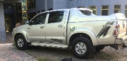 Toyota D4D double 2012