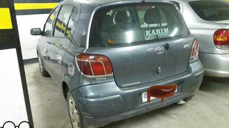 Toyota yaris 2005
