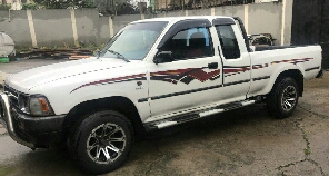 Toyota 3L double 2001