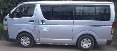 Toyota Haice 2007