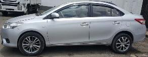 Toyota Yaris sedan 2015
