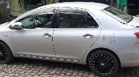 Toyota Yaris Belta 2008
