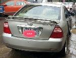 Toyota corolla 2007 yalzore