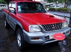 Mitsibishi L200 2003