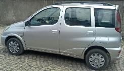 Toyota yaris Verso 1300cc