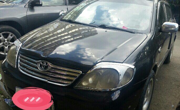 Toyota corolla 2006 yalzore