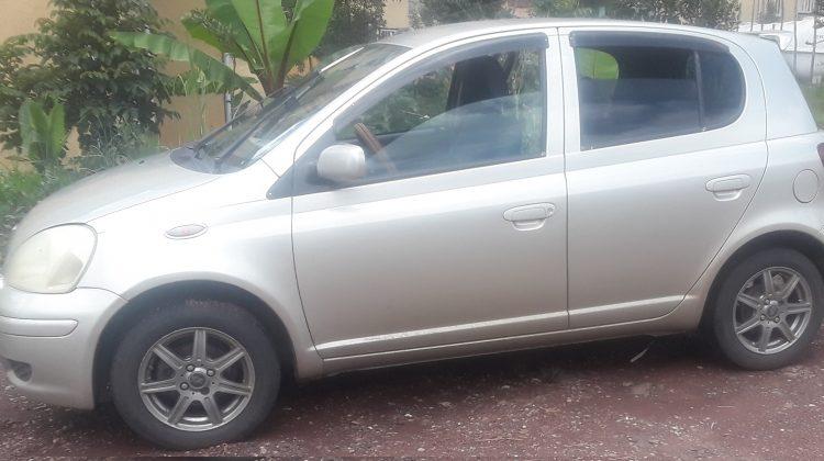 Toyota Vitz 2002