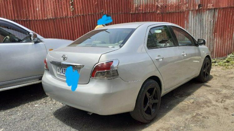 Toyota Belta Yaris automatic 2006