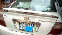 Toyota corolla automatic meri yalzore 2005