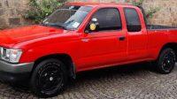 TOYOTA HILUX 2L 2WD 2000