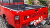 Toyota Hilux 2LT KIN CAP