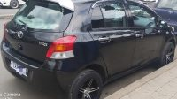 Toyota yaris ያልዞረ