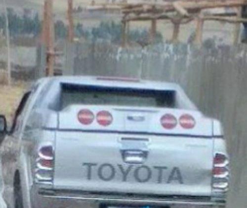 Toyota D4D kincap hilux 2006