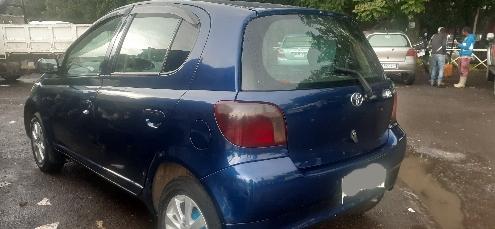 Toyota Vitz Ride 2001