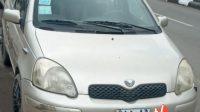 TOYOTA VITZ AUTOMATIC 2003