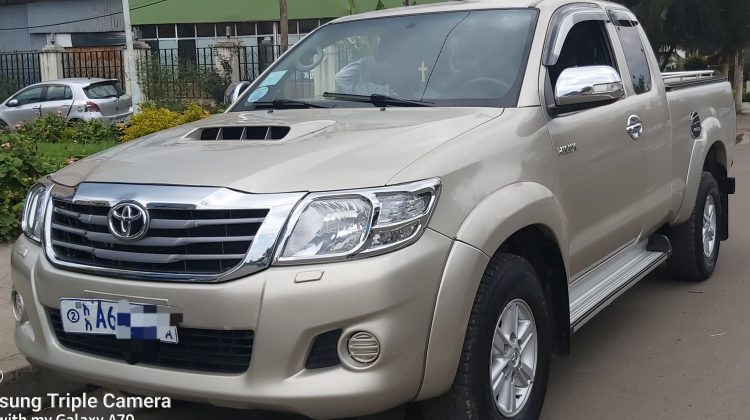 Toyota D4D Kincup