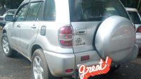Toyota Rav4 Europe