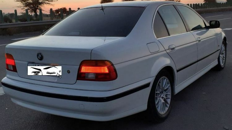 BMW 530i AUTOMATIC 2003