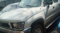 TOYOTA HILUX 3L ENGINE DOUBLE GABINA