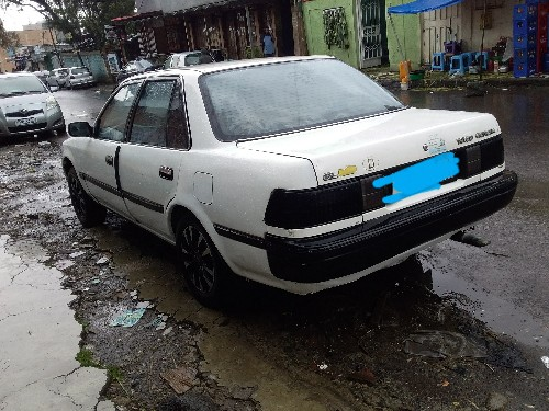 Toyota corona piston type