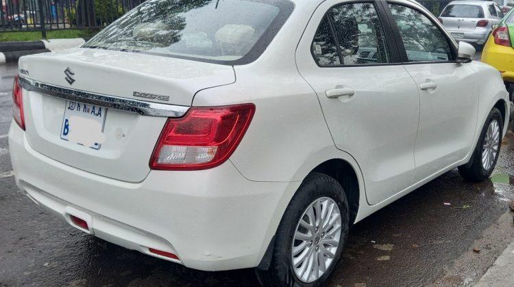 Suzuki Dzire 2021