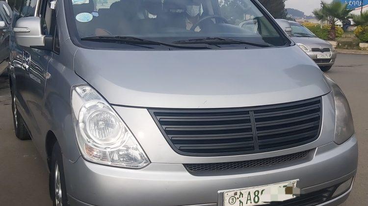 Hyundai Grand Starx