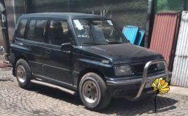 Suzuki Vitara ESCUDO (Automatic)