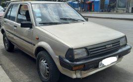 Toyota Starlet 1E (5 door)