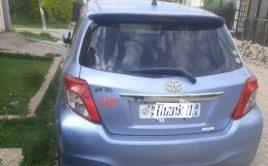 Toyota Vitz Compact 2013