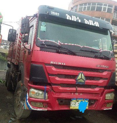 Sino truck 2008