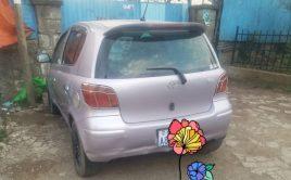 Toyota vitz (2004)