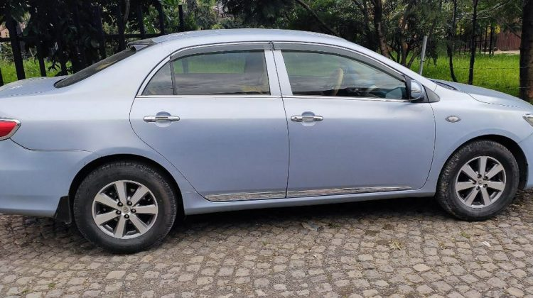 Toyota Corolla Executive 2014