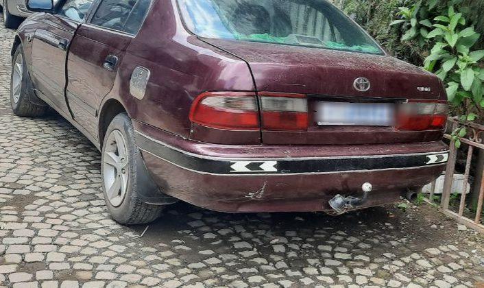 Toyota Carina E 1997 model