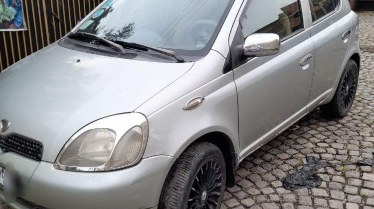 Toyota vitz 2001 model
