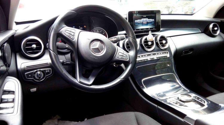 Mercedes C-Class C180 2016