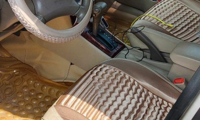 Toyota corolla automatic meri yazore 2003